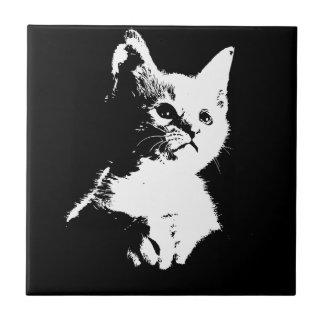 Little Kitten Ceramic Tiles