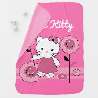 Little Kitty Baby Blanket