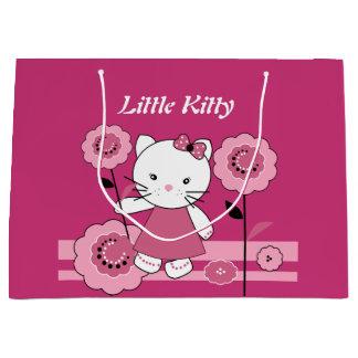 Little Kitty Large Gift Bag