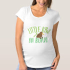 Little kiwi on board (Cute New Zealand maternity) Maternity T-Shirt