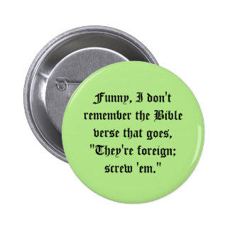 Little known Bible verses 2 Inch Round Button