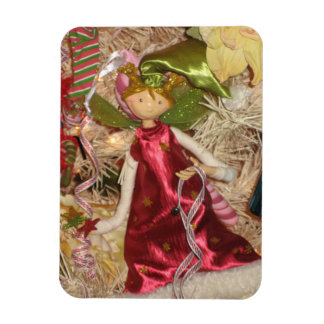 Little Lady Elf Magnet