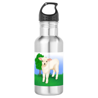 Little Lamb 532 Ml Water Bottle