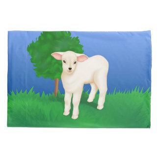 Little Lamb Pillowcase