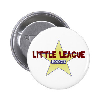 Little League Rookie Pin