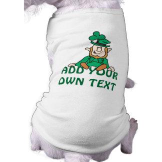 Little Leprechaun - Add Your Own Text Shirt