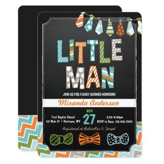 Little Man Bowtie Baby Shower Invitation