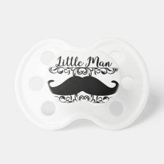 Little Man Mustache Pacifier