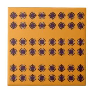 Little Mandalas edition 2017 Ceramic Tile