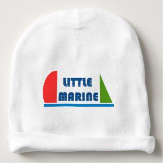 little marine baby beanie