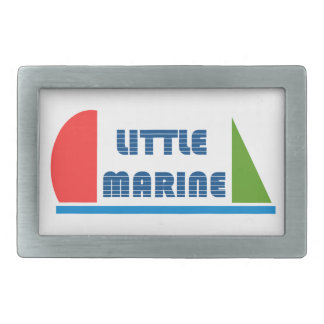 little marine belt buckles