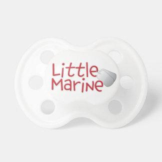 Little Marine Pacifier