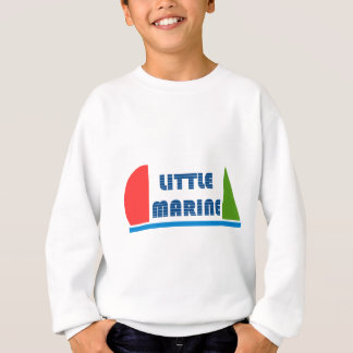 little marine sweatshirt