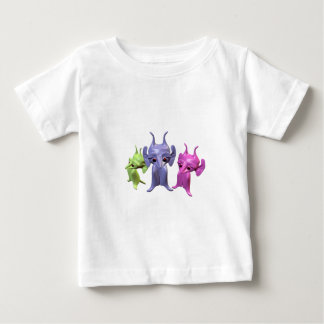 Little Martians Baby T-Shirt