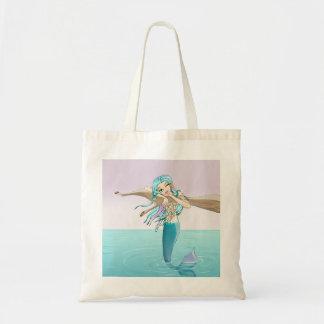 Little Mermaid Budget Tote