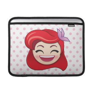 Little Mermaid Emoji   Princess Ariel - Happy MacBook Sleeves