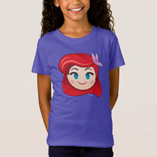 Little Mermaid Emoji | Princess Ariel T-Shirt
