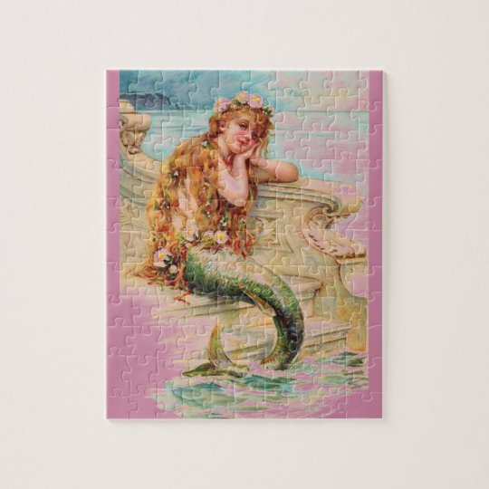 Little Mermaid Jigsaw Puzzle