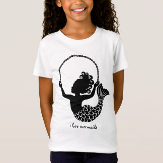 Little mermaid jumping rope T-Shirt