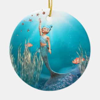 little Mermaid Ornament