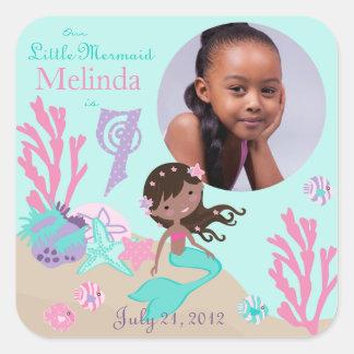 Little Mermaid Photo Sticker AA 7