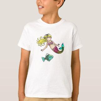 Little Mermaid Shirt For Kids
