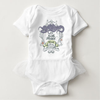 Little Mermaid | Ursula - The Ocean Will Be Mine Baby Bodysuit