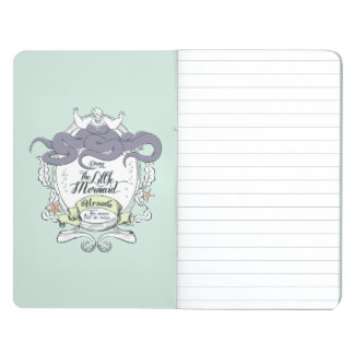 Little Mermaid | Ursula - The Ocean Will Be Mine Journal