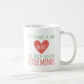 little minds mug