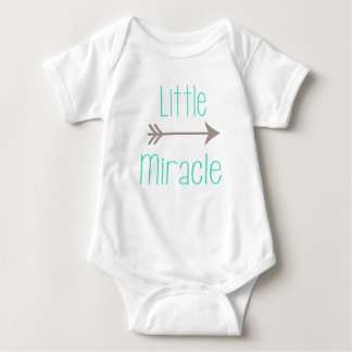 Little Miracle Baby Body Suit Baby Bodysuit
