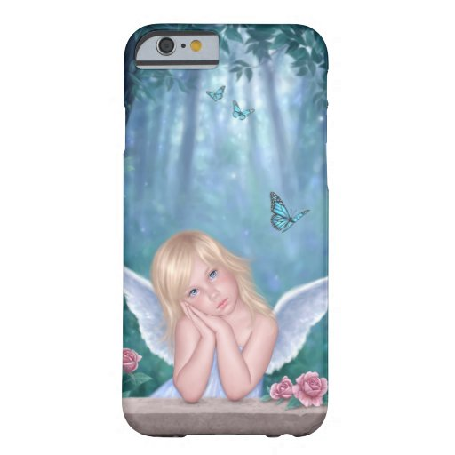 Little Miracles Angel Child iPhone 6 Case