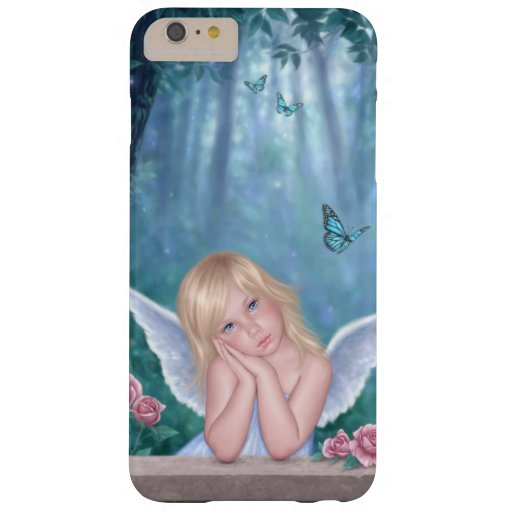 Little Miracles Angel Child iPhone 6 Plus Case