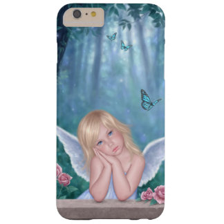 Little Miracles Angel Child iPhone 6 Plus Case Barely There iPhone 6 Plus Case