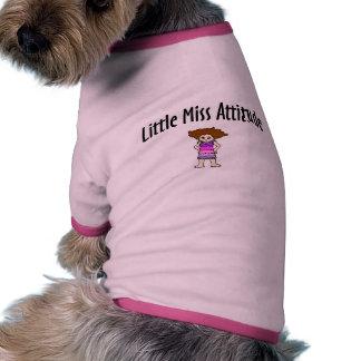 Little Miss Attitude Dog Clothes