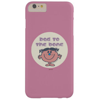 Little Miss Bad | Bad To The Bone Barely There iPhone 6 Plus Case