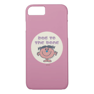 Little Miss Bad | Bad To The Bone iPhone 8/7 Case