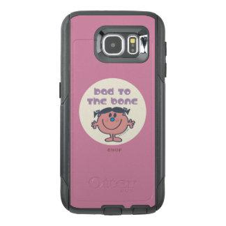 Little Miss Bad | Bad To The Bone OtterBox Samsung Galaxy S6 Case