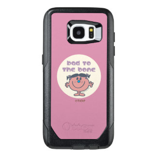 Little Miss Bad | Bad To The Bone OtterBox Samsung Galaxy S7 Edge Case