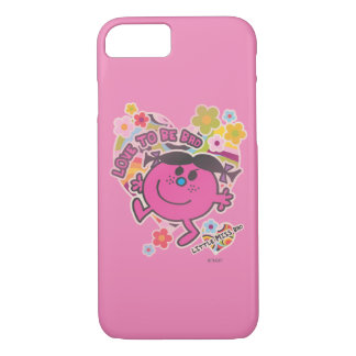 Little Miss Bad | Love To Be Bad iPhone 8/7 Case