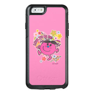 Little Miss Bad | Love To Be Bad OtterBox iPhone 6/6s Case