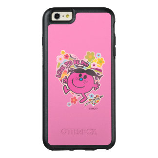 Little Miss Bad | Love To Be Bad OtterBox iPhone 6/6s Plus Case
