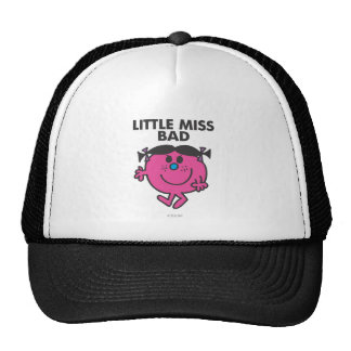 Little Miss Bad | Ready For Action Trucker Hat