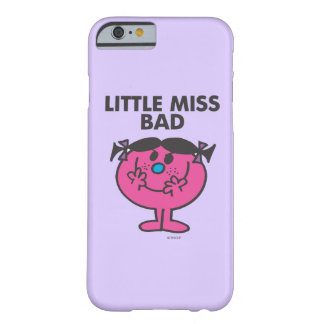Little Miss Bad | Wicked Smile Barely There iPhone 6 Case