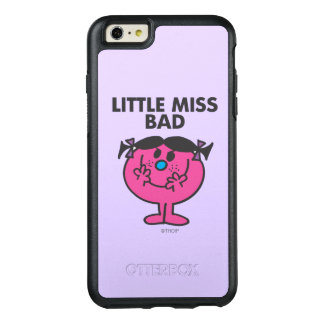 Little Miss Bad | Wicked Smile OtterBox iPhone 6/6s Plus Case
