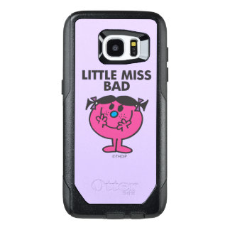 Little Miss Bad | Wicked Smile OtterBox Samsung Galaxy S7 Edge Case