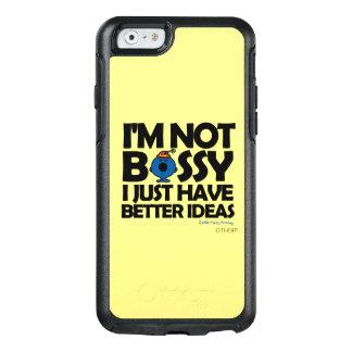 Little Miss Bossy Has Better Ideas OtterBox iPhone 6/6s Case