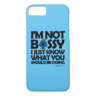 Little Miss Bossy Just Knows iPhone 8/7 Case