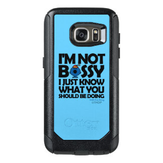 Little Miss Bossy Just Knows OtterBox Samsung Galaxy S7 Case
