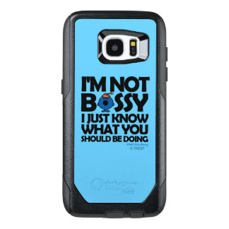 Little Miss Bossy Just Knows OtterBox Samsung Galaxy S7 Edge Case