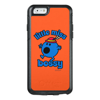 Little Miss Bossy On The Move OtterBox iPhone 6/6s Case